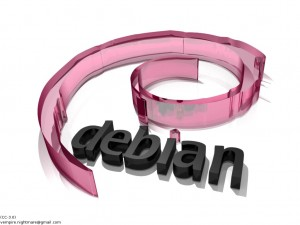 debian logo  300x225 Debian GNU/Linux 7 Wheezy vendrá con el kernel linux 3.2