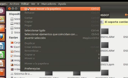 nautilus Disponible Ubuntu 12.04 Beta 1
