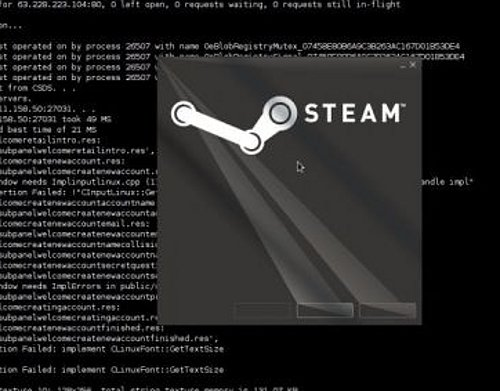 steam para linux2 Valve busca  beta testers  para la version beta de Steam Linux