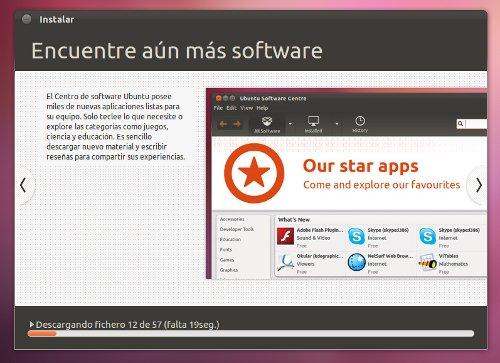ubuntu presentacion Guía de instalación en 5 pasos de Ubuntu 12.04 Precise Pangolin