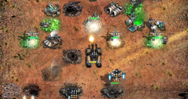 Command Conquer 2  Command & Conquer Tiberium Alliances y Lord of Ultima disponibles en el Centro de Software de Ubuntu