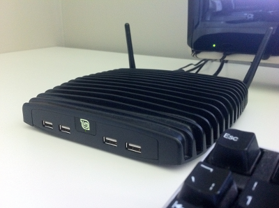 mintbox Presentamos MintBox, un mini PC con Linux Mint muy especial