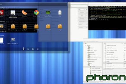 Unity estará disponible en Fedora 17