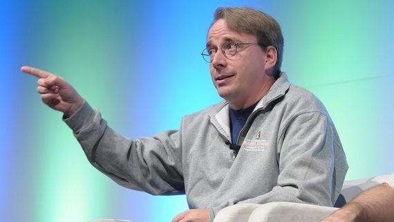 linustorvalds El cruce entre Miguel de Icaza y Linus Torvalds