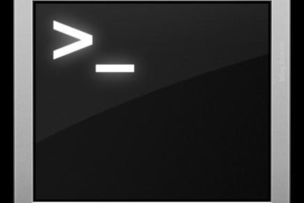 Aprende a manejarte con el terminal con Webminal