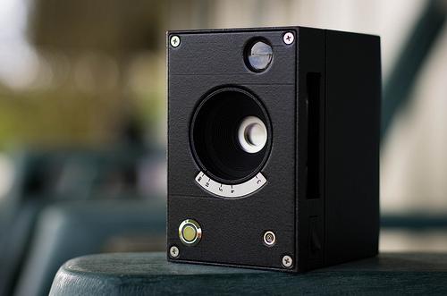 lux 01 Lux, cámara de fotos básada en hardware abierto.