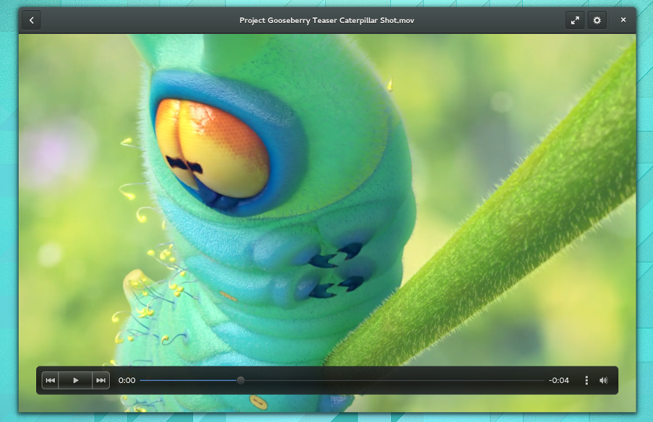 gnome videos Ya está disponible Gnome 3.12
