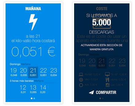 boltio 3 aplicaciones android para ahorrar en tu factura de la luz.