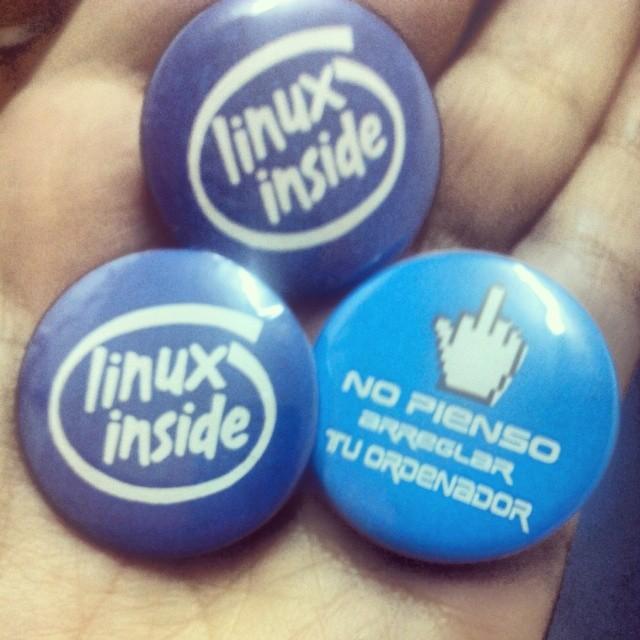 linuxinside Sorteo: ¿Eres un Linux Inside?