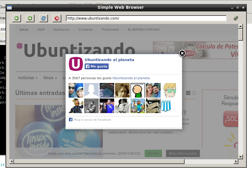 simple-navegador