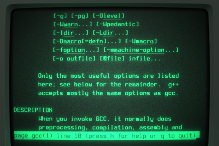 cool-old-term: Un emulador de terminal tan retro como genial.