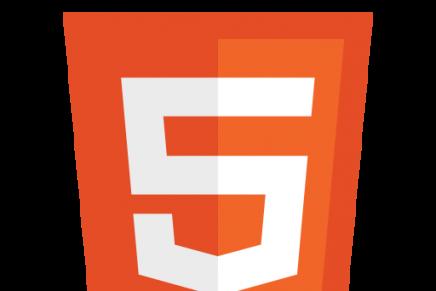 HTML5 ya es un estandar recomendado por W3C