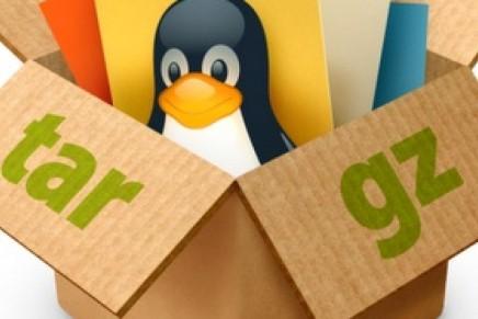 Como comprirmir o descomprimir tus archivos  usando el terminal