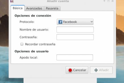 Chat de Facebook en Pidgin