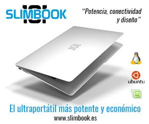 Slimbook, el ultrabook potente y asequible.