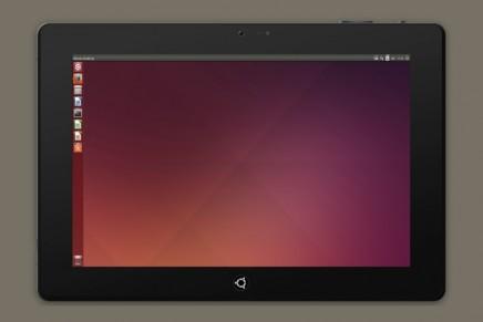 Asi serán las primeras tablets con Ubuntu