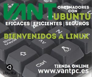 VANT PC, tienda de ordenadores con Ubuntu preinstalado