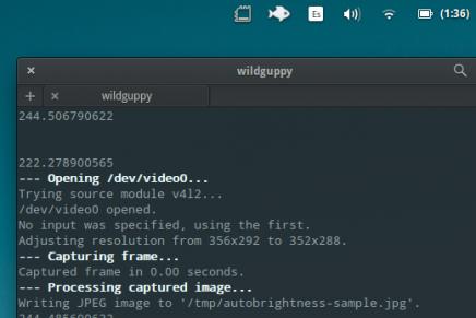 Cómo ajustar el brillo de tu monitor automáticamente usando tu webcam