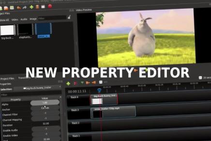 Liberado Openshot 2.1 y ahora sí tiene todo lo que estabas deseando para un editor de vídeo en Linux