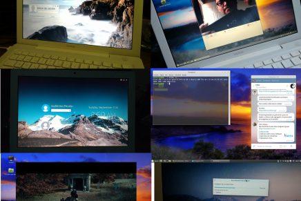 Instalando ElementaryOS en Macbook 2,1 (2007)