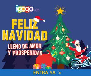 ¿Conoces la oferta navideña de iGoGo?