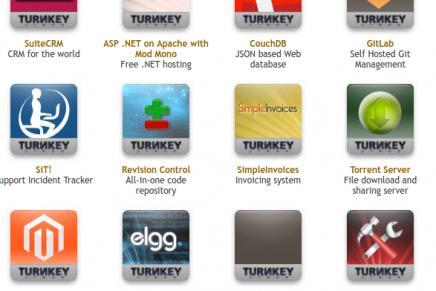 TurnKey Linux: La biblioteca de dispositivos virtuales