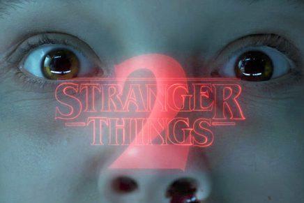 La segunda temporada de Stranger Things nos va a dejar helados