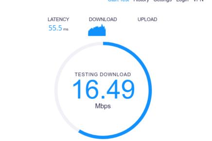 3 métodos para probar la velocidad de tu conexión a Internet