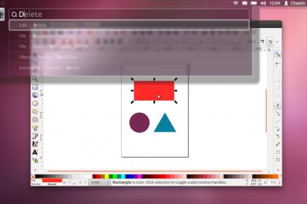 HUD remplazará el menú de nuestras aplicaciones en Ubuntu 12.04