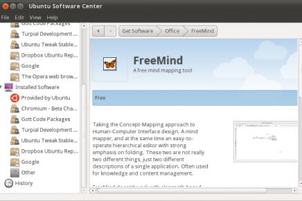Mapas conceptuales con FreeMind