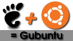 gabuntu, ubuntu mas gnome.