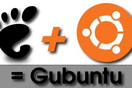 Gubuntu: ¿Un Ubuntu con Gnome Shell? Sí, por favor.