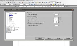 Configuracion para agilizar el arranque de libreoffice