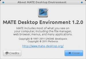 mate escritorio basado en GNOME 2