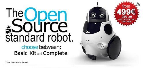 qbo robot open source