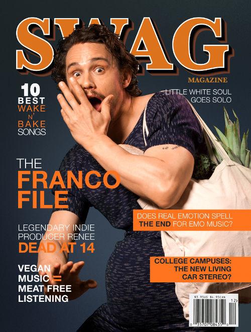 SWAG  James Franco