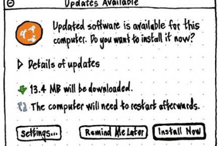 Cambios en el gestor de actualizaciones para Ubuntu 12.10