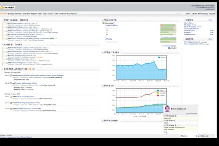 ClockingIT, gestiona tu proyecto con software open source