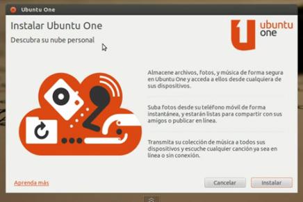 Ubuntu One y Music Store anuncian su cierre.