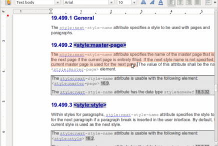 The Document Foundation publica la primera beta de LibreOffice 3.6.0