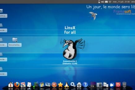Emmabuntüs, distribución basada en Ubuntu para ONGs