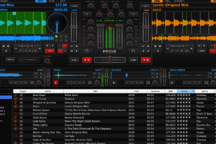 Mixxx 1.10.1 (Alternativa libre a Tracktor) disponible