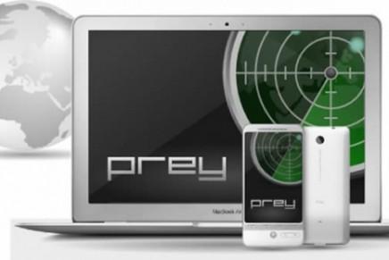 Prey: Caza al ladrón de tu computadora o smartphone