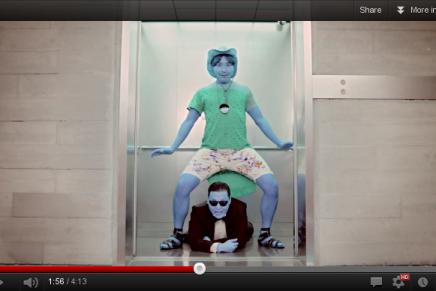 Solución para el color azul en los vídeos de Youtube.
