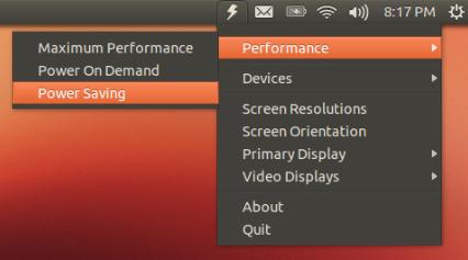Ubuntu-Jupiter-Applet