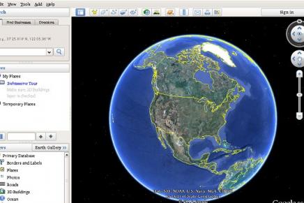 Instalando Google Earth en Ubuntu 12.10 (Quantal Quetzal)