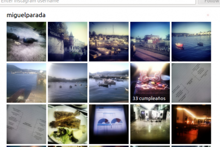 Stogram, el cliente de Instagram para tu escritorio