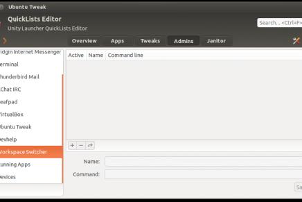 ¡Gracias Tualatrix! Ubuntu Tweak continúa su desarrollo