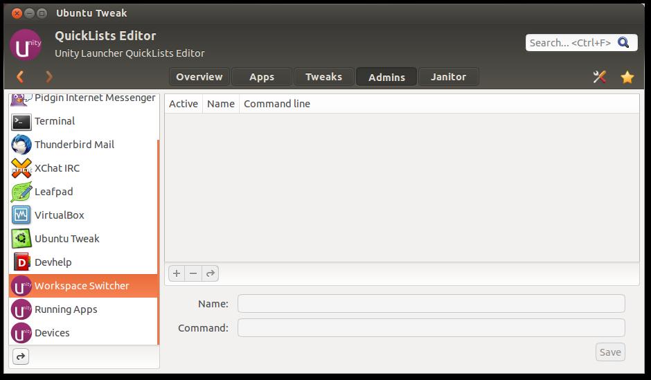 ubuntu tweak 0.8.1