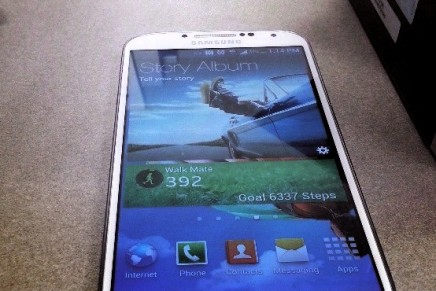 [Video Patrocinado] Probando el Samsung GALAXY S4